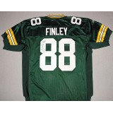 Authentic Style Packers Home Jersey Autographed by Jermichael Finley (#88)