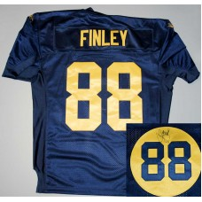 Authentic Style Packers Throwback Jersey Autographed by Jermichael Finley (#88)