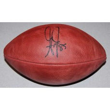 Authentic NFL Football Autographed by Greg Jennings (#85)