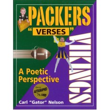 "Packers ""Verses"" Vikings: A Poetic Perspective by Carl Nelson"