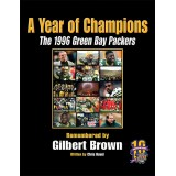 """A Year of Champions"" by Gilbert Brown"