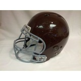 Packers Game Used Throwback Helmet (12/5/10 vs. 49ers)