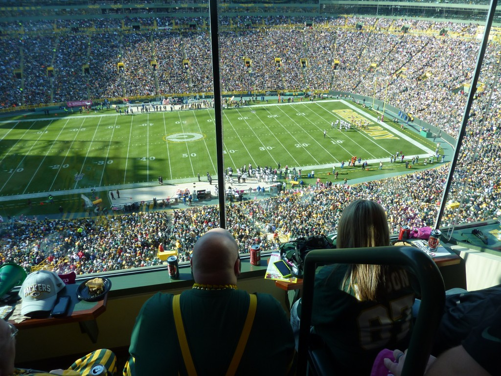 Best Places to Sit at a Football Game - MAB Tickets