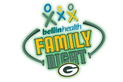 green bay packers family night tickets
