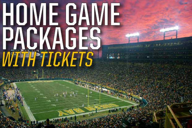 Green Bay Packers Tickets for Lambeau Field Home Games from Event USA!
