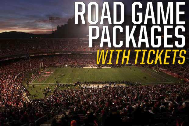 Green Bay Packers tickets for all Road Games at Event USA!