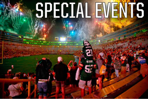 Green Bay Packers Tickets for Packers Special Events at Event USA!