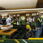 Champions Club Concourse Artist Rendering