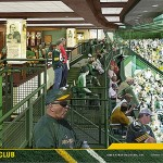 Champions Club Seating Area Artist Rendering