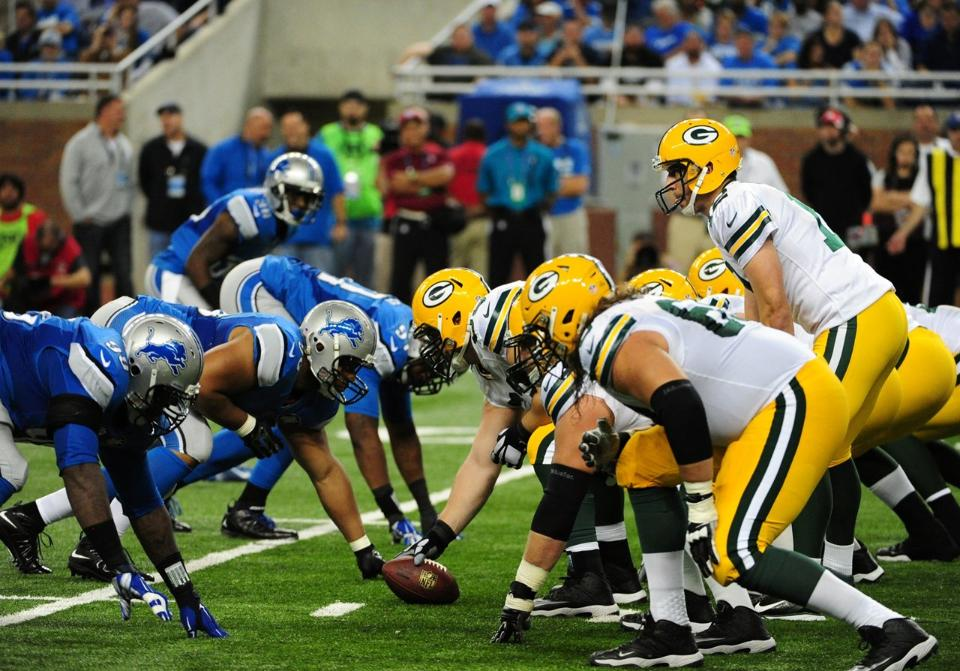 2018 NFL schedule leak Detroit Lions to close season on road vs Green Bay Packers
