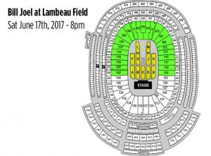 billy joel concert seats available