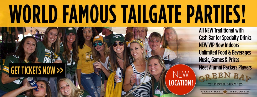 packer tailgate party